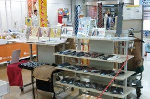 イトーヨーカ堂の催事や、コープかながわ-等でも展示販売!