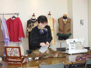 着やすく、おしゃれなファッションを研究・制作